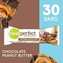 Deals List: ZonePerfect Protein Bars, Chocolate Caramel Cluster, High Protein, With Vitamins & Minerals, 1.76 Ounce (30 Count)