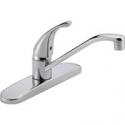 Deals List: Peerless Core Single Handle Kitchen Faucet in Chrome P110LF-W