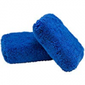 Deals List: Chemical Guys MIC29602 Monster Fluff Exterior Premium Microfiber Applicator, Blue (Pack of 2)