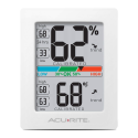Deals List: AcuRite 01083 Indoor Thermometer & Hygrometer with Humidity Gauge & Pro Accuracy Calibration, White