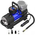Deals List: Lysnsh 12V DC Portable Air Compressor 150PSI