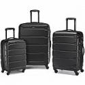 Deals List: Samsonite Omni Hardside 3 Piece Nested Spinner Luggage Set (20, 24, & 28 Inch)