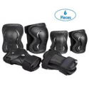 Deals List: QF BMX Bike Knee Pads and Elbow Pads 6pc