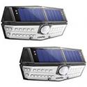 Deals List: LITOM Solar Lights Outdoor IP67 Waterproof Wireless Solar