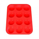 Deals List: Consfell Silicone Cupcake Baking Cups Muffin Pan 12 Cups