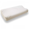 Deals List: Snuggle-Pedic Ultra-Luxury Bamboo Shredded Memory Foam Full Size Body Pillow with Kool-Flow Breathable Cooling Hypoallergenic Pillow Outer Fabric - Fits 20 x 54 inch Body Pillow Cases & Covers