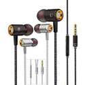 Deals List: 2-Pack Nanming 3.5mm Earbuds Ear Buds in Ear Headphones
