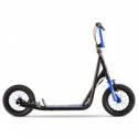 Deals List: Mongoose Expo Scooter, 12-inch wheels, ages 6 and up, blue, air tires