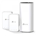 Deals List: TP-Link Deco Whole Home Mesh WiFi System – Seamless Roaming, Adaptive Routing, Compact Plug-in Design, Up to 4,500 Sq. ft (Deco M3 3-Pack)