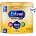 Deals List: Enfamil NeuroPro Baby Formula Milk Powder, 20.7 Ounce (Pack of 6), Omega 3, Probiotics, Brain Support