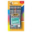 Deals List: BIC Xtra-Precision Mechanical Pencil, Metallic Barrel 24-Ct
