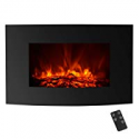 Deals List: iKayaa Wall Mounted Electric Fireplace 35-Inch