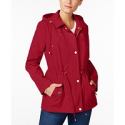 Deals List: Charter Club Water-Resistant Hooded Anorak Jacket