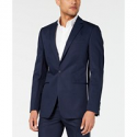 Deals List: Calvin Klein Mens Skinny-Fit Contrast Piped Suit Jacket
