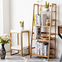 Deals List: Costway Multifunctional 4 Shelf Bamboo Plant Storage Rack