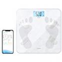 Deals List: SUNAVO Bluetooth Body Fat Scale BMI Scale Health Monitor