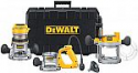 Deals List: DEWALT DW618B3 12 Amp 2-1/4 Horsepower Plunge Base and Fixed Base