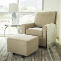 Deals List: Abbyson Living Tiffany Velvet Chaise SK-3905-NVY