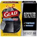 Deals List:  Glad Tall Kitchen Drawstring Trash Bags - OdorShield 13 Gallon White Trash Bag, Febreze Hawaiian Aloha - 80 Count
