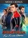 Deals List: Spider-Man: Far From Home + Bonus [4k UHD]