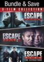 Deals List: Escape Plan Triple Feature Bundle 4K UHD Digital