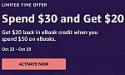 Deals List: @Amazon eBooks