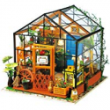 Deals List: ROBOTIME DIY Dollhouse Wooden Miniature Furniture Kit