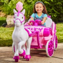 Deals List: Disney Princess Royal Horse and Carriage Girls 6V Ride-On Toy by Huffy