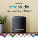 Deals List: Introducing Echo Studio - High-fidelity smart speaker with 3D audio and Alexa