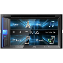 "Deals List: JVC KW-V250BT Multimedia Receiver Featuring 6.2"" WVGA Clear Resistive Touch Monitor/Bluetooth / 13-Band EQ"