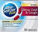 Deals List: Alka-Seltzer Plus Severe Sinus, Cold & Cough Liquid Gels 20ct
