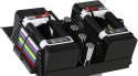 Deals List: PowerBlock Personal Trainer Set, 5 to 50 Pounds per Dumbbell