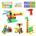 Deals List: MEIGO STEM Toys 110pcs Building Blocks Set