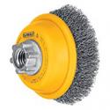 Deals List: DEWALT Wire Cup Brush Crimped 3-Inch DW4920