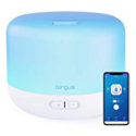 Deals List: Birgus Smart Wifi Enable Essential Oil Aromatherapy Diffuser Works