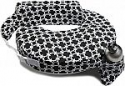 Deals List: My Brest Friend My Brest Friend Nursing Pillow, Black and White Marina