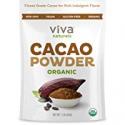Deals List: Viva Naturals Organic Cacao Powder from Criollo Beans 1 LB Bag