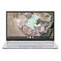 "Deals List: ASUS Chromebook C425 Clamshell Laptop, 14"" FHD 4-Way NanoEdge, Intel Core m3-8100Y Processor, 4GB RAM, 128GB eMMC Storage, Backlit KB, Silver, Chrome OS, C425TA-WH348"