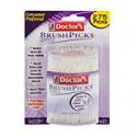 Deals List: 4-Pack The Doctors BrushPicks Interdental Toothpicks