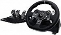 Deals List: Logitech G920 Dual-motor Feedback Driving Force Racing Wheel with Responsive Pedals for Xbox One
