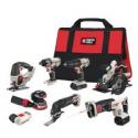 Deals List: PORTER-CABLE 20V MAX Cordless Drill Combo Kit, 8-Tool (PCCK6118)