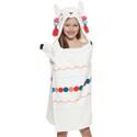 Deals List: The Big One Llama Hooded Bath Wrap