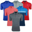 Deals List: 2-Pack Under Armour Mens Mystery Polo Shirts