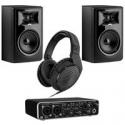 Deals List: JBL 2x 306P MkII Powered Speakers w/Headphones /Audiophile