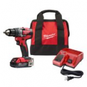 Deals List: Milwaukee M18 1/2 in. Brushless Drill Kit 2801-21P