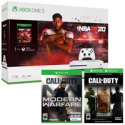 Deals List: Microsoft Xbox One S 1TB NBA 2K19 + COD: MW Xbox One + Trilogy