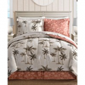 Deals List: Fairfield Square Palm Tree Reversible 6-Pc. Bedding Set