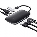 Deals List: AUKEY USB C Hub 7 in 1 Type C Hub w/3 USB 3.0 Ports