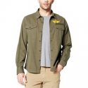 Deals List: Dockers Mens Military Shirt Jacket