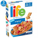 Deals List: Life Breakfast Cereal, Original, 13oz Boxes (3 Pack)